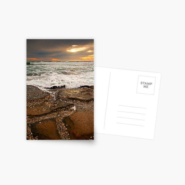 Jakes Point - Kalbarri Postcard