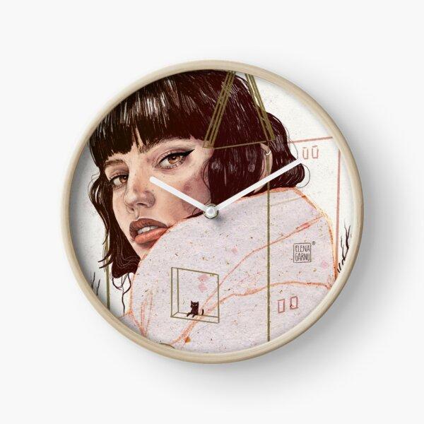 CONFINED Clock