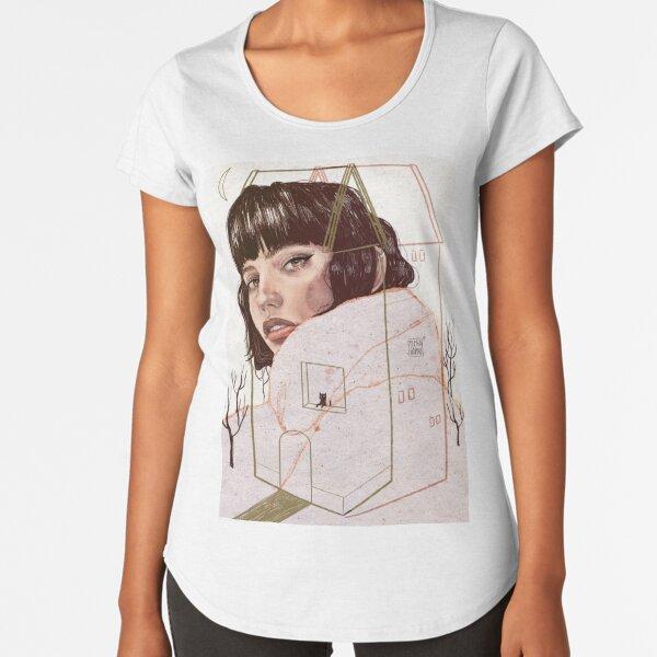 CONFINED Premium Scoop T-Shirt