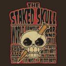 STAKED SKULL by scott sirag