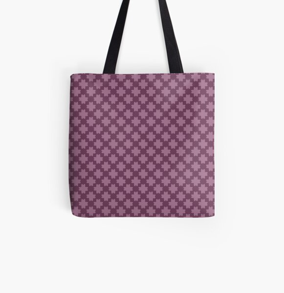 French Crosses All Over Print Tote Bag