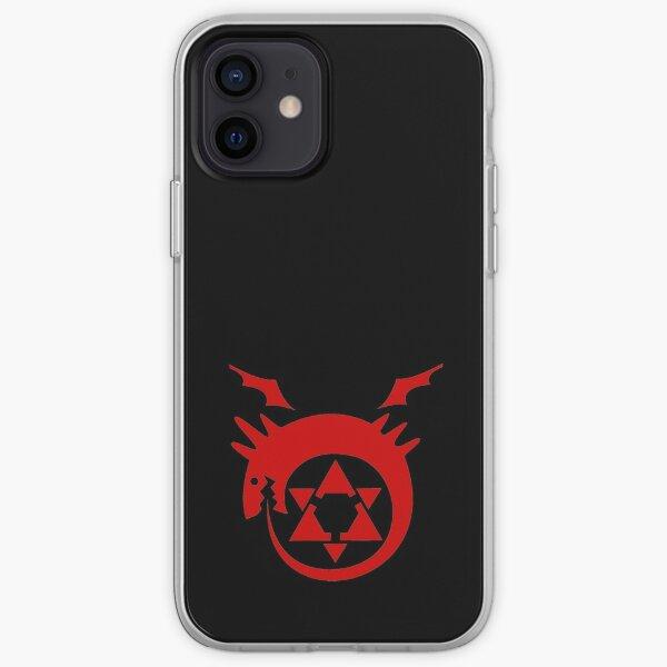 Fullmetal Alchemist - Homunculus Coque souple iPhone