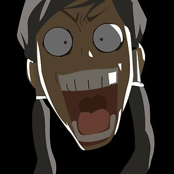 Shocked korra by Octopusiscool