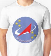 Roscosmos Fleet Patch Unisex T-Shirt