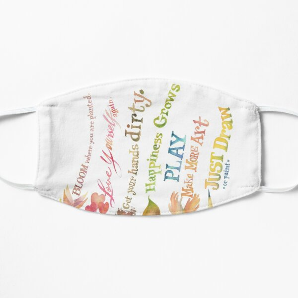 Daily Inspiration, Affirmations, Quotes Mask