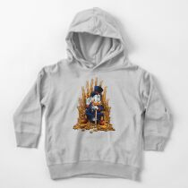 Game of Coins (Alternate) Toddler Pullover Hoodie