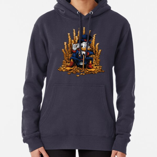 Game of Coins (Alternate) Pullover Hoodie