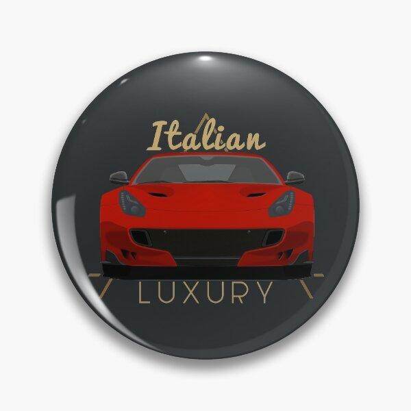 Italian luxury Pin
