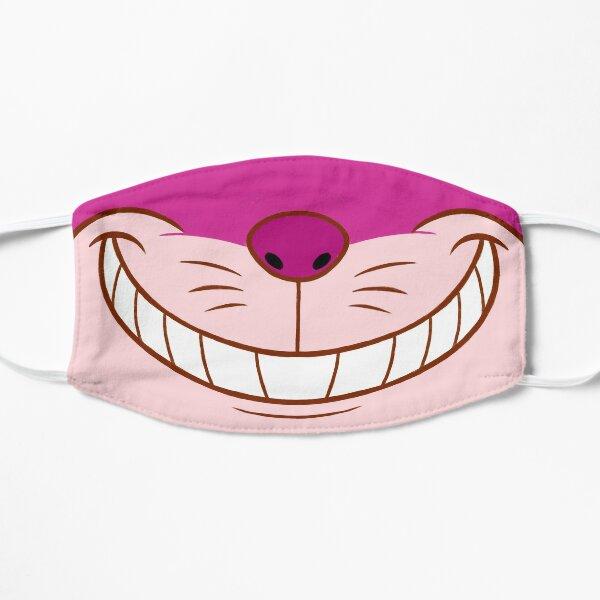 Cheshire cat Mascarilla plana
