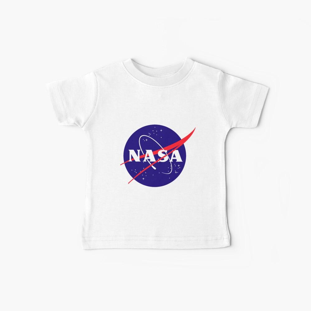 Official NASA (meatball) Logo Baby T-Shirt