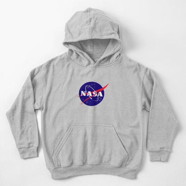 Offizielles NASA-Logo (Frikadelle) Kinder Hoodie