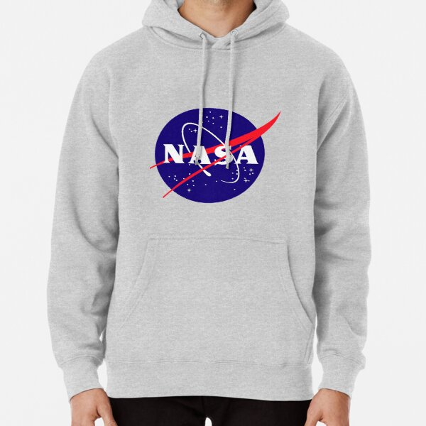 Official NASA (meatball) Logo Pullover Hoodie