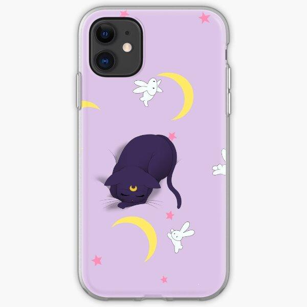 Usagi's bed iPhone Soft Case