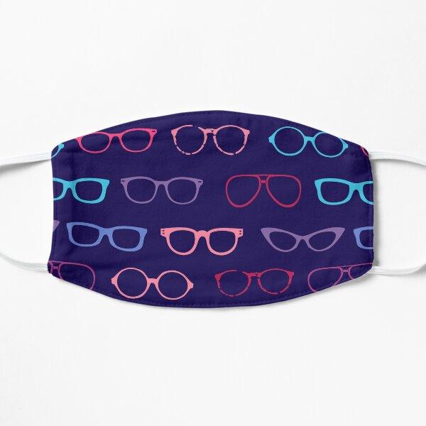 Super Nerdy Retro Geek Glasses Mask