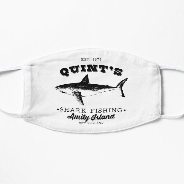 Quints Shark Fishing (black mono) Mask