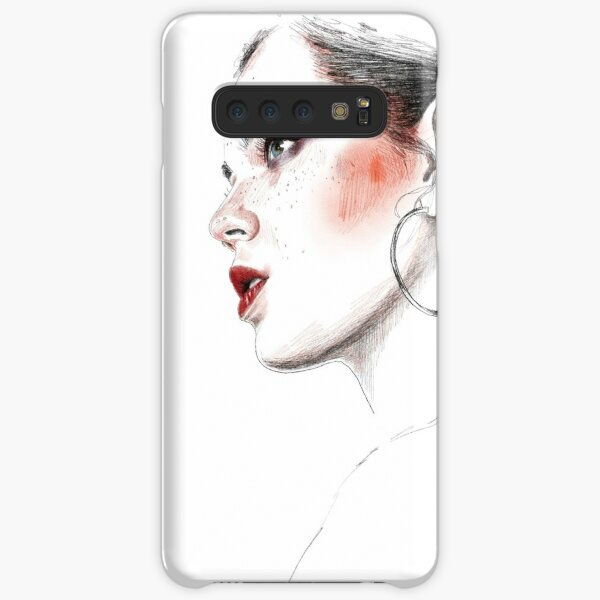 MAKEUP Samsung Galaxy Snap Case