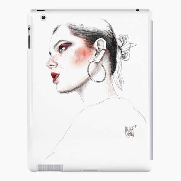 MAKEUP iPad Snap Case
