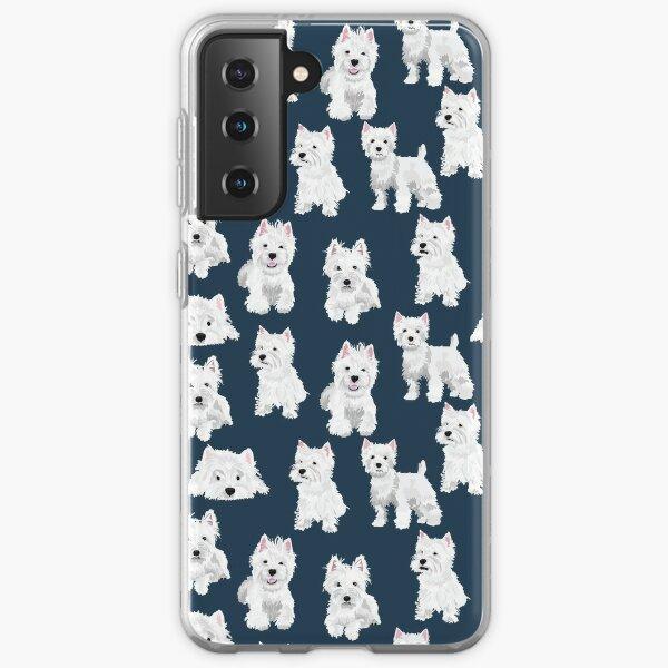 Westie Samsung Galaxy Soft Case
