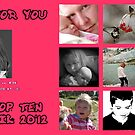 """BANNER """"CHALLENGE """"JUST FOR YOUY"""" 27 APRIL 2012 by Guendalyn"""