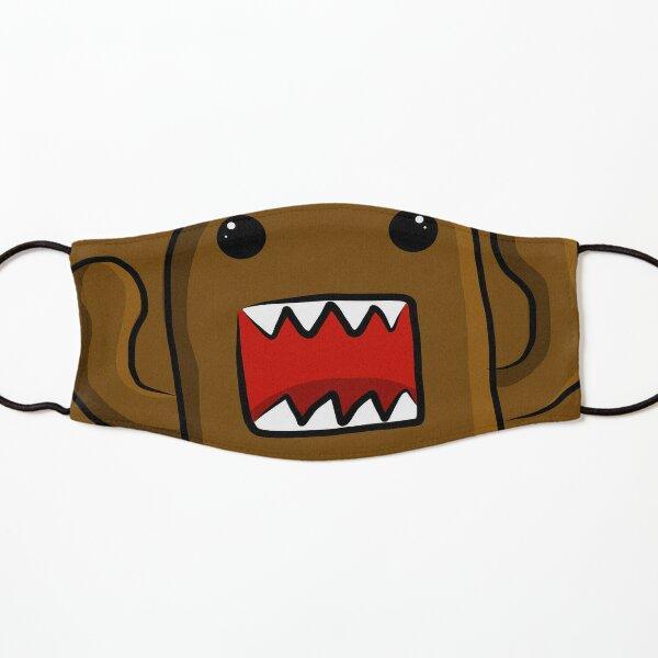Little Brown Monster Kids Mask