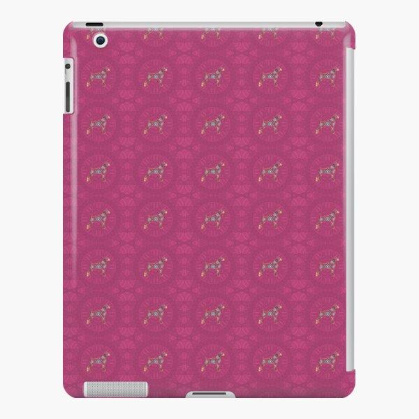 PINK MANDALA WEIM MULTI iPad Snap Case