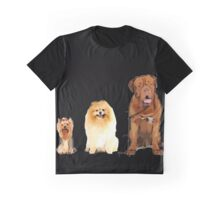 DOGS Graphic T-Shirt