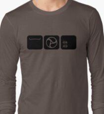 Velodrome City Icon Series no.4 Long Sleeve T-Shirt