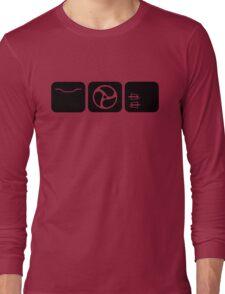 Velodrome City Icon Series no.2 Long Sleeve T-Shirt