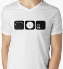 Velodrome City Icon Series no.1 Men's V-Neck T-Shirt