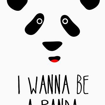 I Wanna Be A Panda! by Mix939