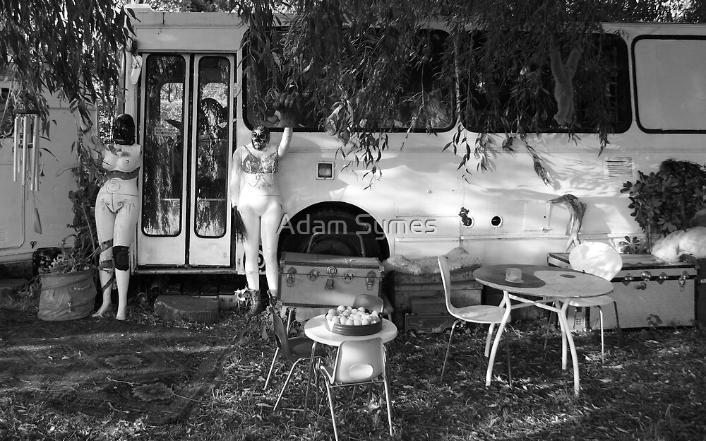 An odd Home by Adam Symes