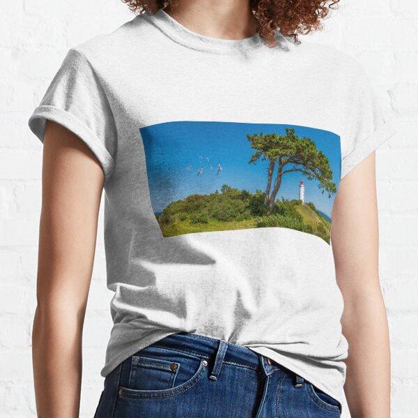 Lighthouse Hiddensee Classic T-Shirt