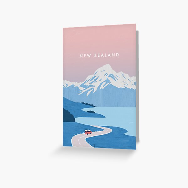 new zealand greeting cards  redbubble