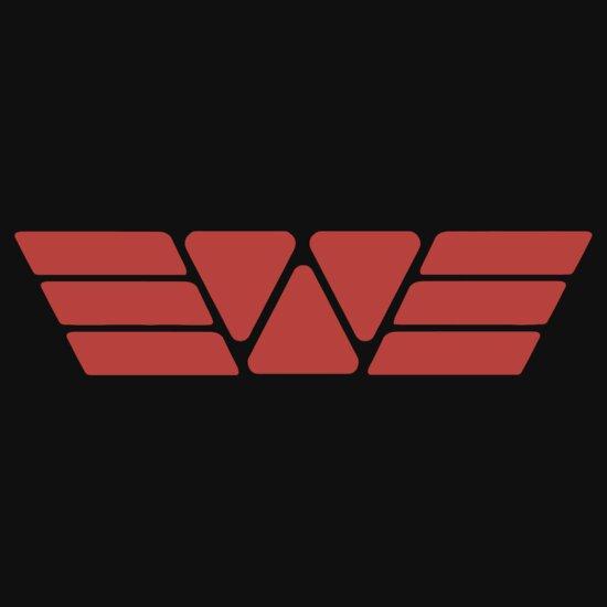 TShirtGifter presents: Weyland Industries (Red Logo)