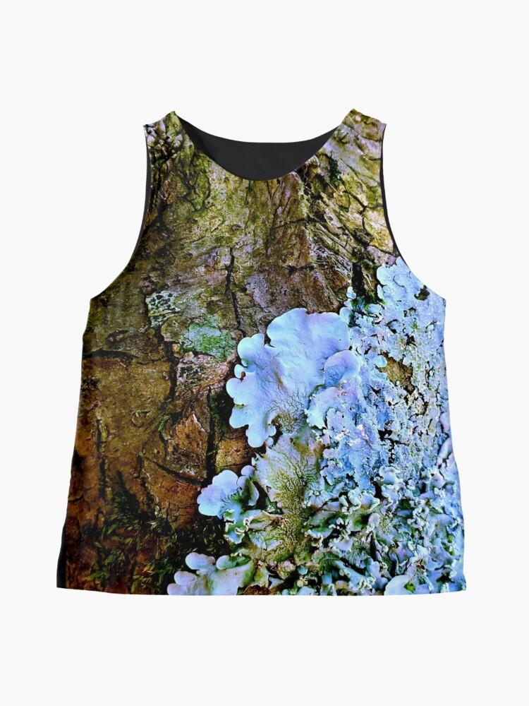 Alternate view of I lichen you! Classy Camo Sleeveless Top