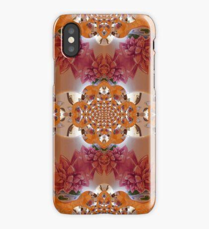 Pink Ninphea iPhone Case/Skin