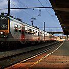 Let's take the train  by Michel Raj