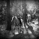 Endurance Riders by SylanPhotos