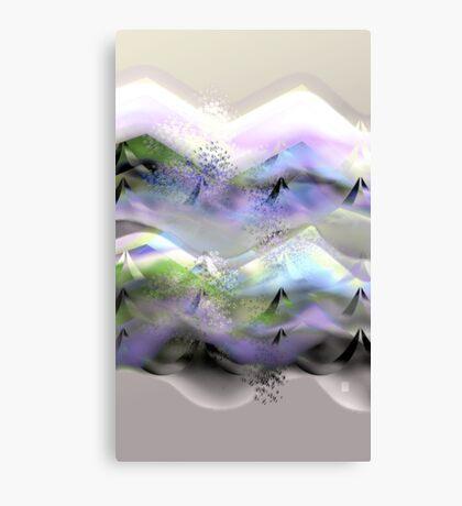 Ocean-Race_31 Canvas Print