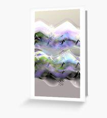 Ocean-Race_31 Greeting Card