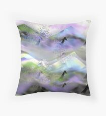 Ocean-Race_31 Throw Pillow