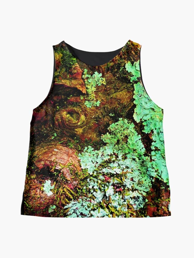 Alternate view of I lichen you 2! Classy Camo Sleeveless Top