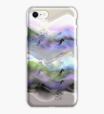 Ocean-Race_31 iPhone Case/Skin