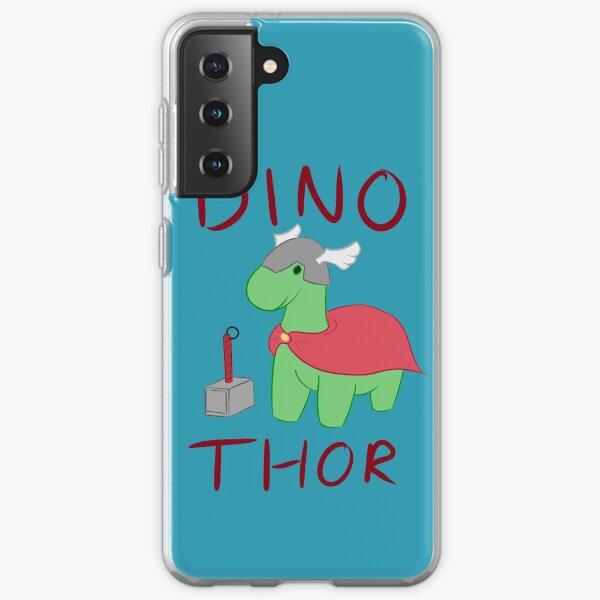 Dino - Thor Samsung Galaxy Soft Case