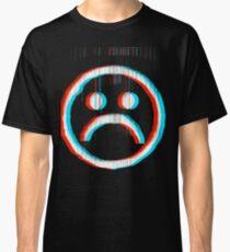 Sad Glitch Classic T-Shirt