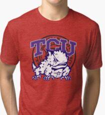 I Bleed Purple Tri-blend T-Shirt