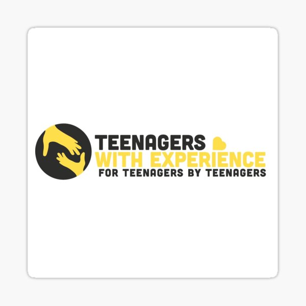 Teenagers With Experience Sticker