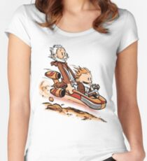 A Less Civilized Age Women's Fitted Scoop T-Shirt