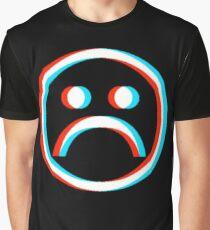 Traurige Jungs Grafik T-Shirt