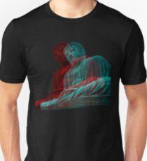 Buddha's Glitch Unisex T-Shirt